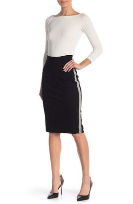 Gracia Side Jewel Detail Skirt