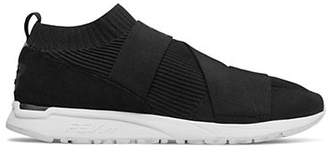 New Balance Mens 247 Knit Slip-On Sneakers