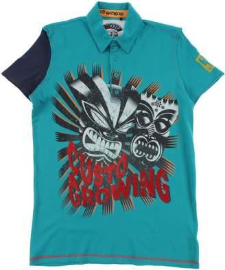 CUSTO GROWING Polo shirts - Item 37886365UK