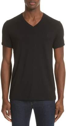 Burberry Jadforth V-Neck T-Shirt