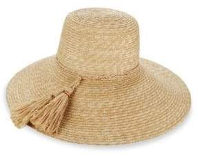 Lola Hats Rope Swing Natural Raffia Sun Hat