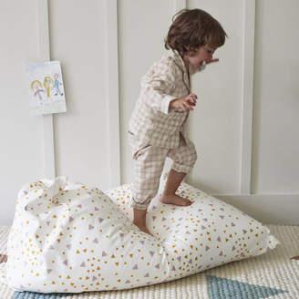 Nobodinoz Rowen & Wren Amely Pink Sparks Bean Bag, Designed