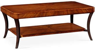 Stella Coffee Table - Sienna/Ebony - Jonathan Charles
