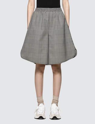 MM6 MAISON MARGIELA Plaid Shorts