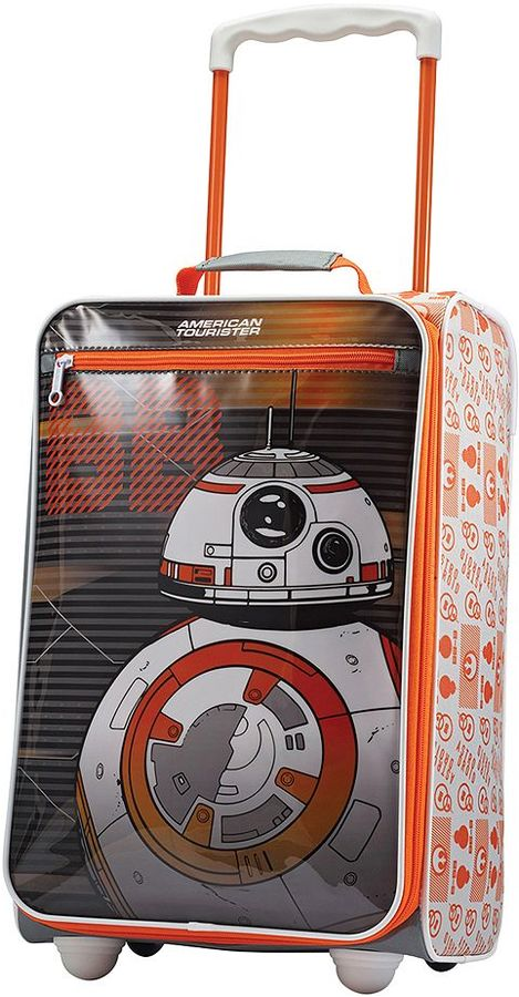American TouristerAmerican tourister Star Wars: Episode VII The Force Awakens BB-8 18-Inch Wheeled Carry-On by American Tourister
