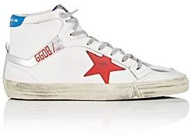 Golden Goose Men's 2.12 Leather Sneakers - White