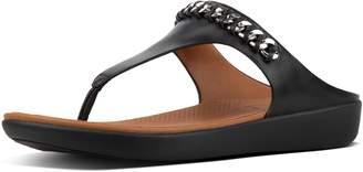 FitFlop Banda Ii Leather Toe-Thongs