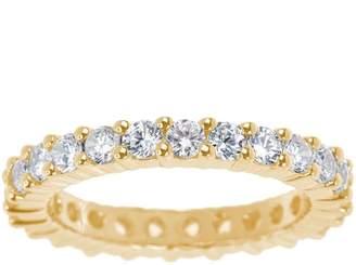 Affinity Diamond Jewelry Affinity 14K 1-1/2 cttw Diamond Eternity BandRing