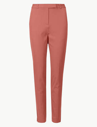 Marks and Spencer Slim Ankle Grazer Trousers
