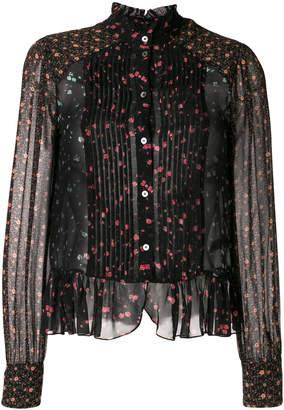 Masscob floral print blouse
