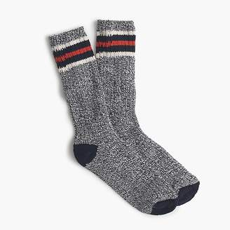 J.Crew Men's camp socks