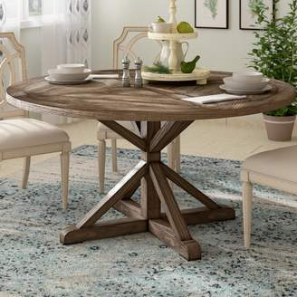 Birch Lane Heritage Wrens Solid Wood Dining Table