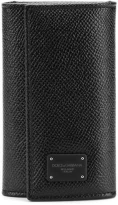 Dolce & Gabbana foldable keyring wallet