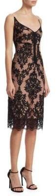 No.21 No. 21 Lace Midi Dress