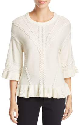 Kate Spade Cable-Knit Sweater