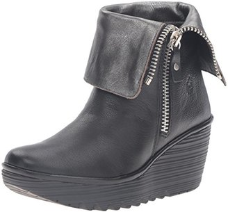 FLY London Women's Yex668fly Ankle Bootie $189.95 thestylecure.com