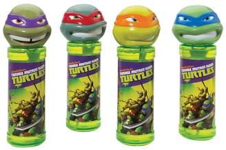 Little Kids Teenage Mutant Ninja Turtles 4-pk. Bottles of Bubbles Set