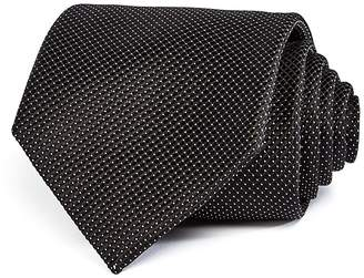 Bloomingdale's The Men's Store at Micro Dot Classic Tie - 100% Exclusive