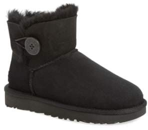 UGG 'Mini Bailey Button II' Boot