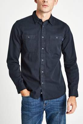 Jack Wills Bagley Military Shirt