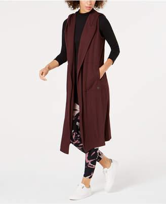 Calvin Klein Hooded Long Vest