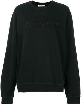 J.W.Anderson oversized logo sweatshirt