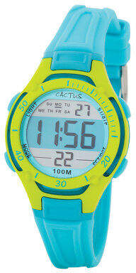 NEW Cactus Watches Wave Tech Watch Turquoise