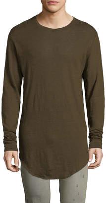 IRO Odon Curved Hem T-Shirt