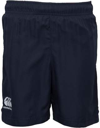 Canterbury of New Zealand Junior Vapodri Woven Run Shorts Sky Captain