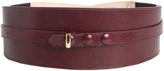 Isabel Marant Kajy Leather Wrap Belt