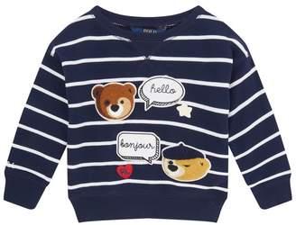 Polo Ralph Lauren Bear Patch Sweater