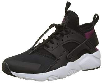 54375069ce at Amazon.co.uk · Nike Girls' Air Huarache Run Ultra (GS) Trainers, Tea  Berry-Black