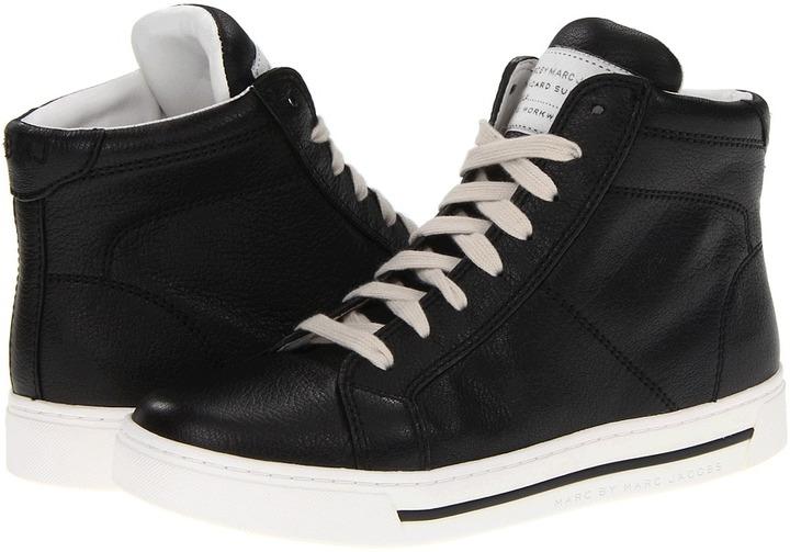 Marc by Marc Jacobs Mylo Sneaker (Glazed Black) - Footwear