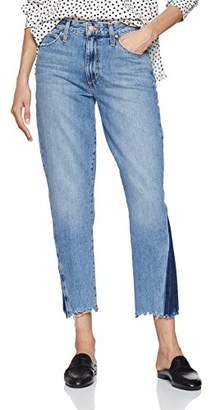 Joe's Jeans Women's Highrise Smith Straight Jeans,W25/L32 (Size: 25/32)