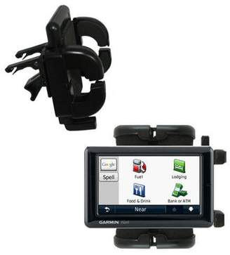 Garmin Gomadic Air Vent Clip Based Cradle Holder Car / Auto Mount suitable for the Nuvi 1690 1695 - Lifetime Warranty