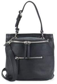 Derek Lam 10 Crosby Leather Shoulder Bag