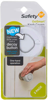 Safety 1st 2-Pack Outsmart 2-pc. Door Knob Covers
