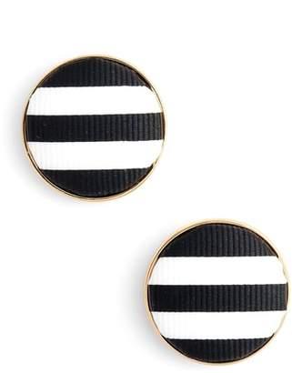 Kate Spade New York Set Sail Button Stud Earrings