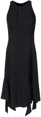 Tufi Duek asymmetric short dress