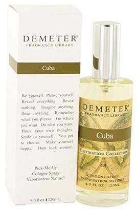 Demeter By Cuba Cologne Spray 4 Oz (destination Collection)