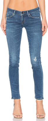 Citizens of Humanity Racer Low Rise Skinny $218 thestylecure.com