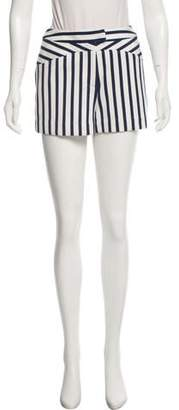 Tanya Taylor Stripped Mini Shorts w/ Tags
