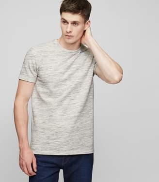 Reiss Mallory Mottled Crew-Neck T-Shirt