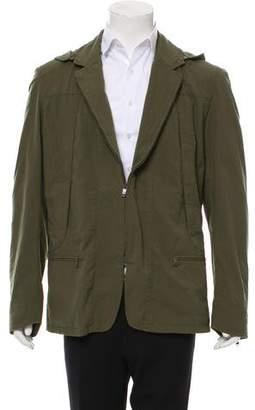 Y-3 Lightweight Zip-Up Jacket