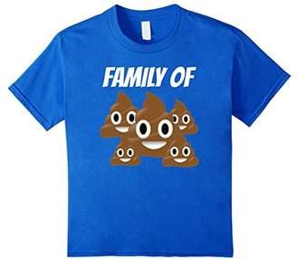 Emoji Shirt Family Of Poop Emoji Shirt Funny Poop Shirt