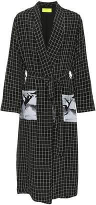 Ex Infinitas Off The Grid Surf print robe