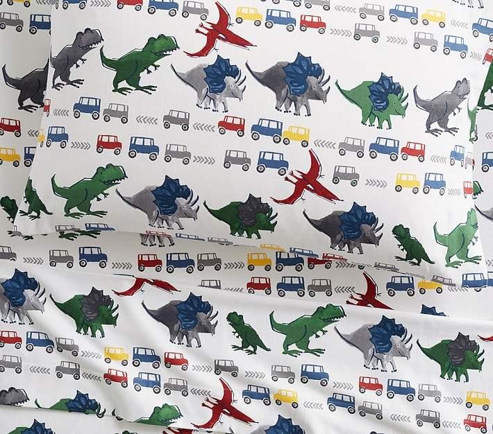Dino Sheet Set