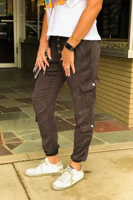 Chaser Grey Heirloom Joggers