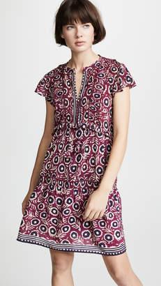 Sea Emi Flutter Sleeve Dress