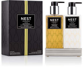 NEST Fragrances Grapefruit Hand Soap & Lotion Set